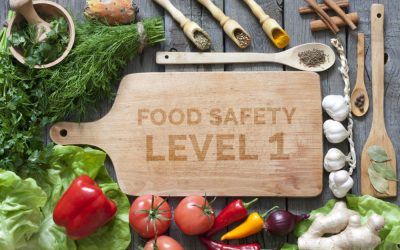 Level 1 Food Safety in Catering (RQF)